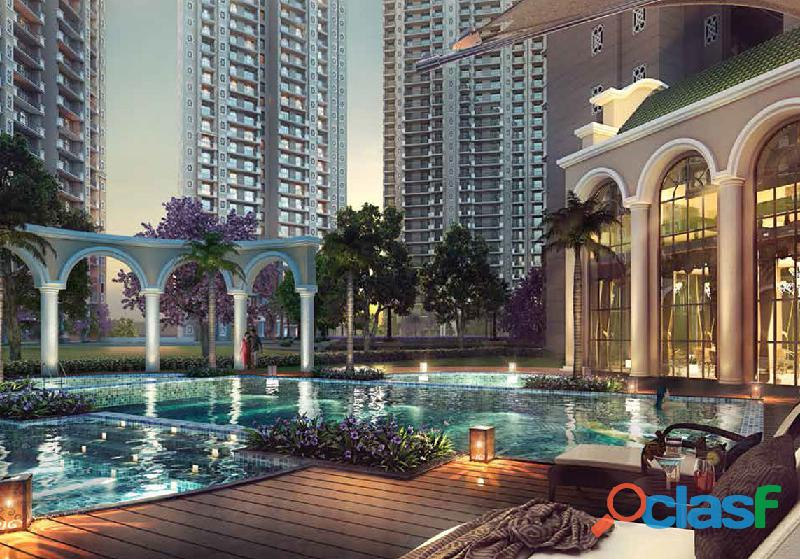 New year dhamaka in ats picturesque reprieves @ 9711836846 noida