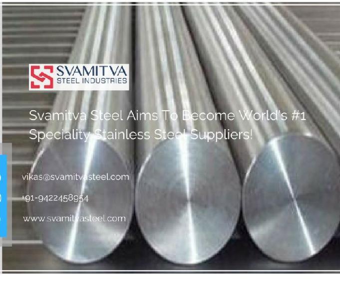 Ss round bars supplier