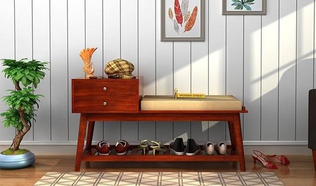 Shoe rack design at huge discount