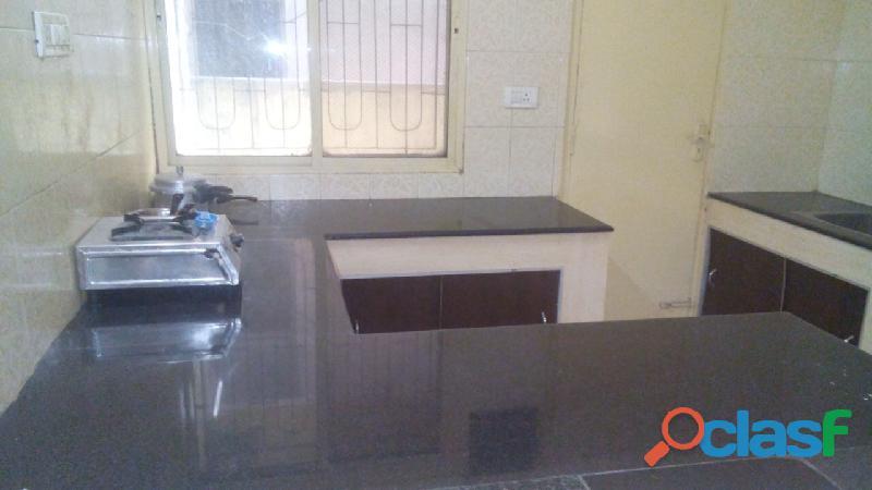Apartment for rent banaswadi no brokerage short/long term 10000pmg