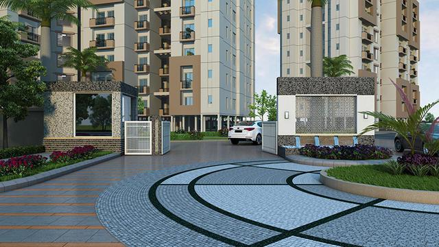 Excella kutumb 23 bhk apartments at affordable price in l