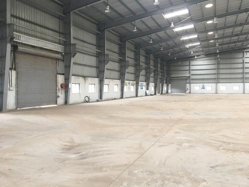 Factory shed on lease at chakan pune 44000 sqft ready to use