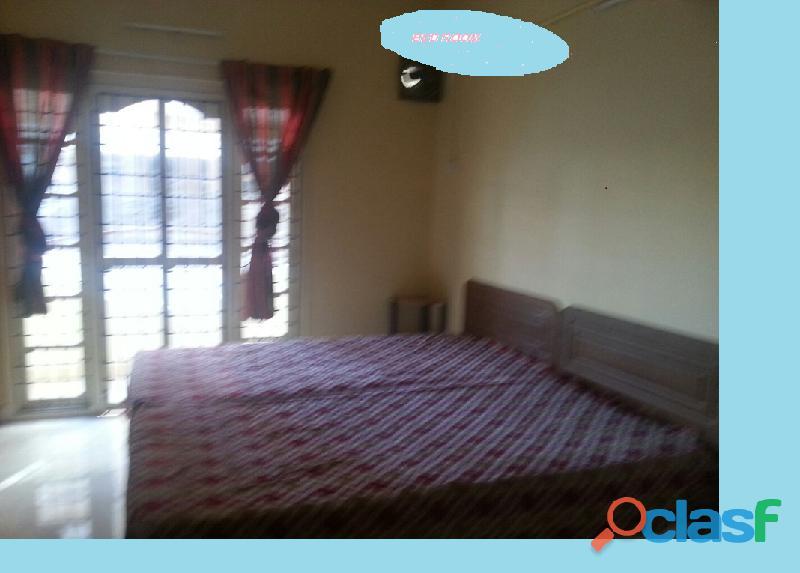 Apartment for rent banaswadi no brokerage short/long term 10000pmgvgvg
