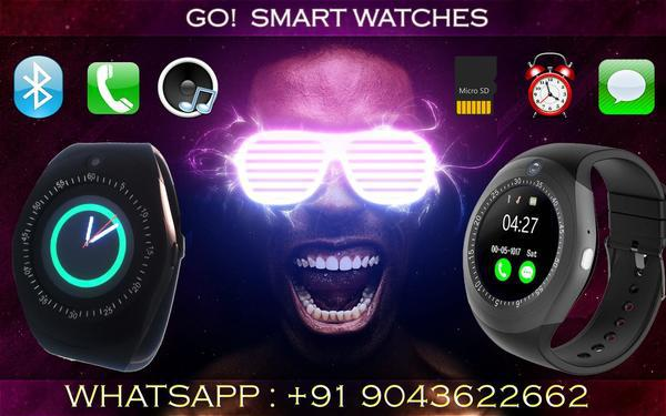 Health monitering bluetooth sport watch in chennai