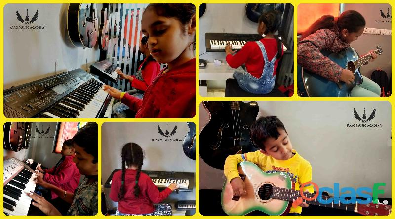 Learn to guitar,drum,keybord and singing classes in raipur chhattiragh