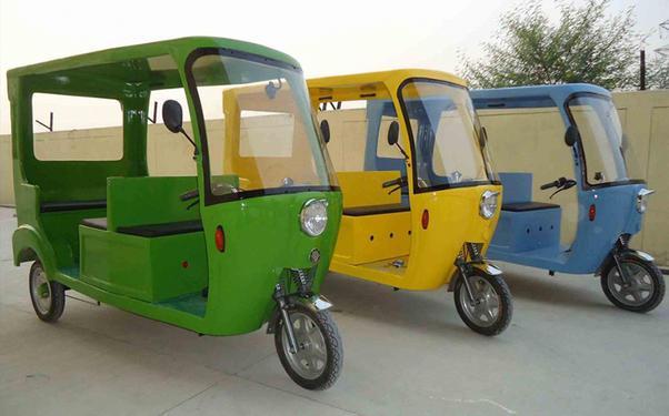 Electric rickshaw dealers