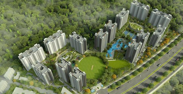 Sobha city 2 bhk apartments in gurugram