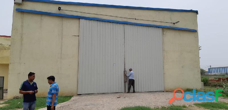 well built large industrial warehouse GhaziabadFVFV