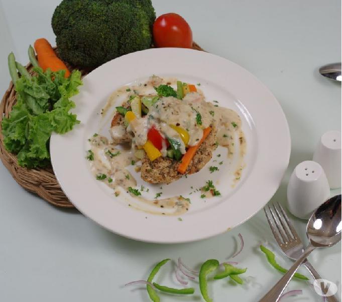 Creative chef consultant!! menu design, staff training