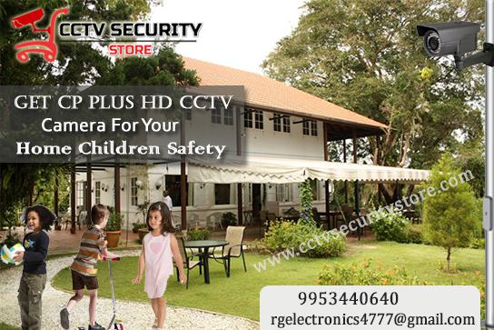 Cp plus ip security camera for offices and homes