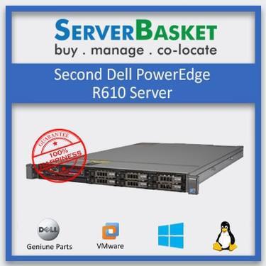 Buy dell poweredge r610 server