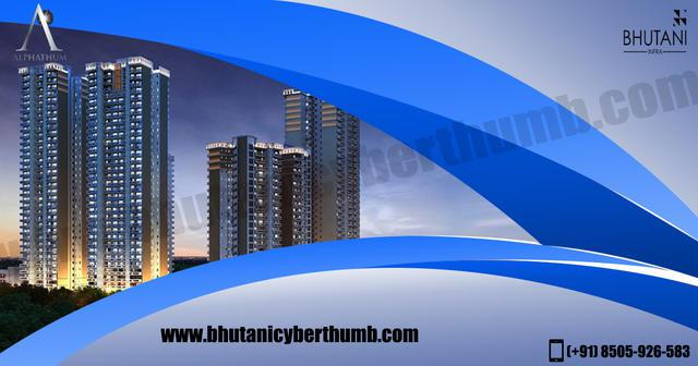 Cyberthum noida offers best and affordabe office spaces