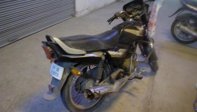 Tvs victor bike motorcycle good condition ist owner 60000