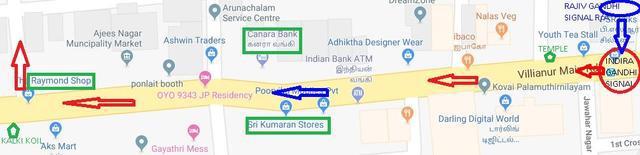 3bhk rent vip area azees nagar reddiarpalayam pondicherry