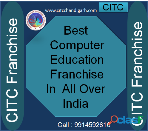 An online platform for Computer Education & Franchise!!