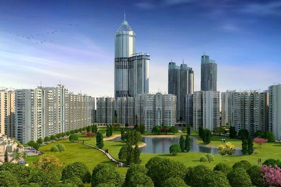 3bhk apartment supertech capetown sector 74 noida 9911599901