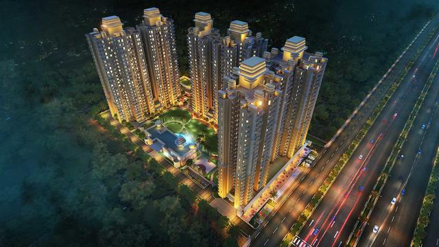 Low budget 2bhk with study room in greater noida west