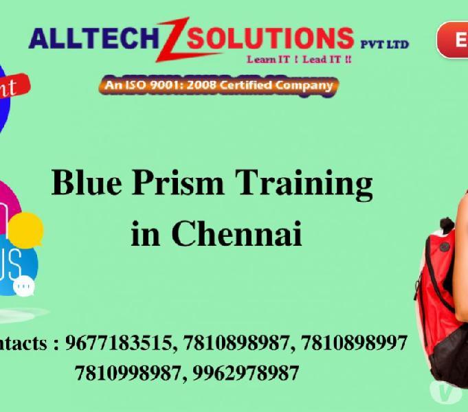Best blue prism training center in chennai