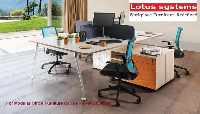 Latest design modular office furniture manufacturers