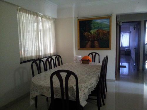 Fully furnished 4 bhk premium apartment for rent kowdiar