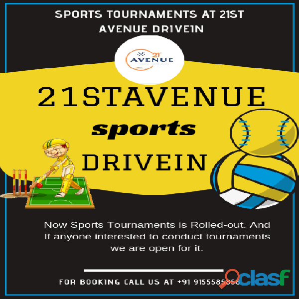 Conduct sports tournaments in hyderabad   book now