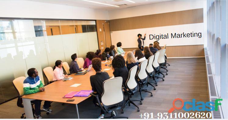 Digital marketing training institute in delhi, india