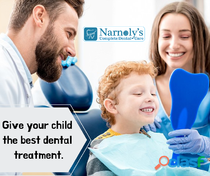 Dentists in Ranchi | DR. Narnoly's Dental Clinic Ranchi