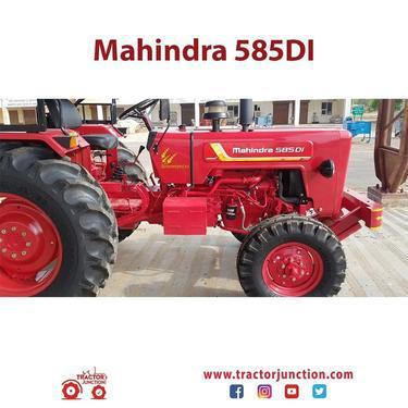 Mahindra tractor price india