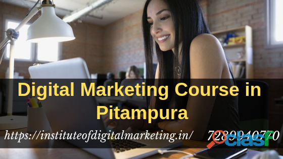 Digital marketing course in pitampura