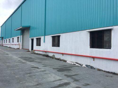 30000 sqft industrial shed on rent at chakan pune