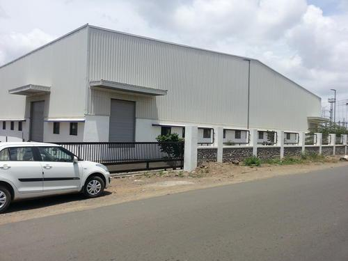 42600 sqft industrial shed for lease in chakan pune