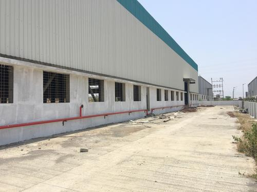 50555 sqft industrial building on rent in chakan pune