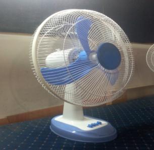 12v 24w 16inch bldc table fan
