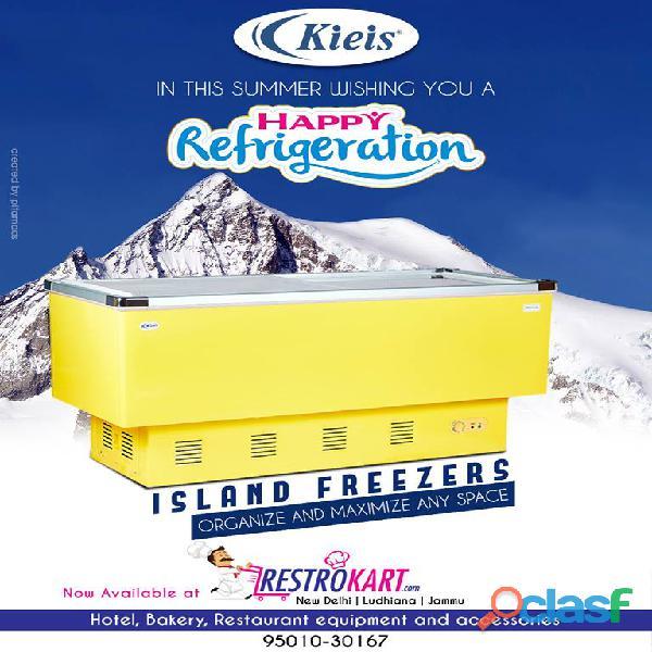 Deep freezer in delhi, punjab   restrokart appliance store