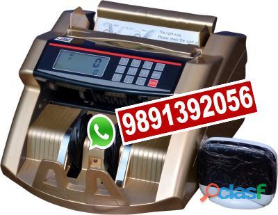 Bundle note counting machine manufacturer in laxmi nagar