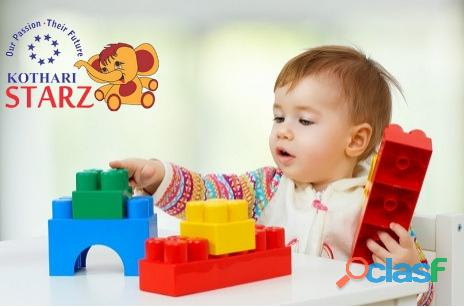 Play school in sec 50 noida