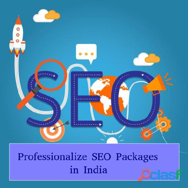 Professionalize seo packages in india