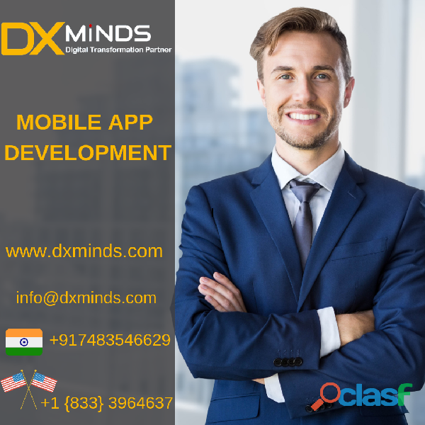 Mobile Apps Development Companies in Bangalore