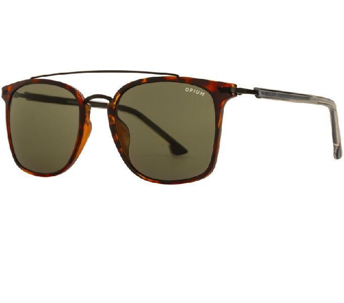 Buy trance enigma green sunglasses for men at opium eyewear