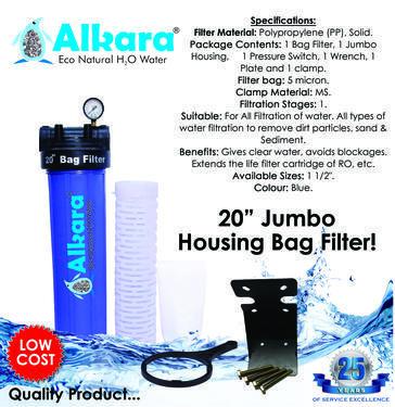 Jumbo bag filter suppliers