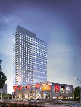 Ats kabana high commercial project in sector 4 greater noida