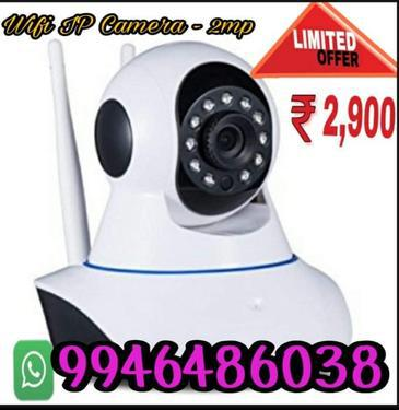 Cctv wifi ip camera available in manjeri