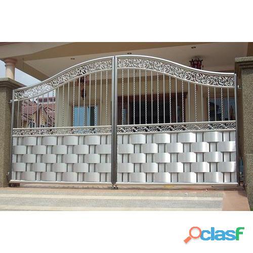 Steel gate fabrication service in noida