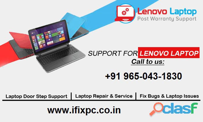 Get lenovo service center near me by i fix pc