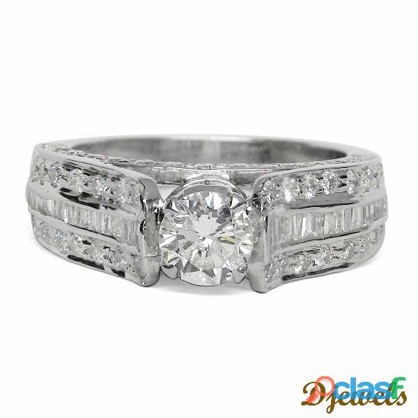Exlusive Diamond Engagement Ring