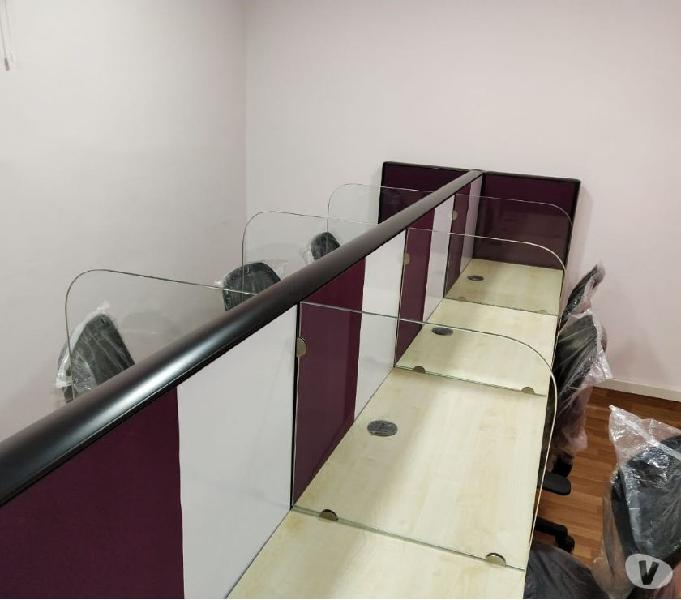 Fully furnished office space for rent at annasalai