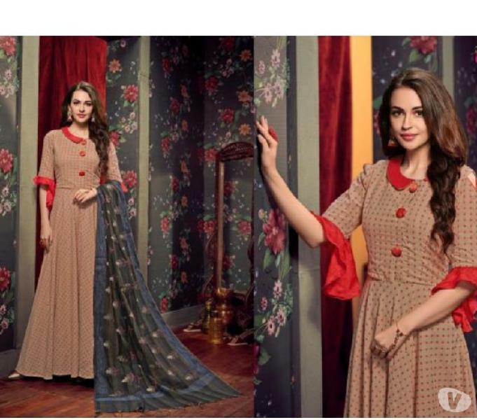 Kurtis catalog: buy online wholesale designer kurtis | india