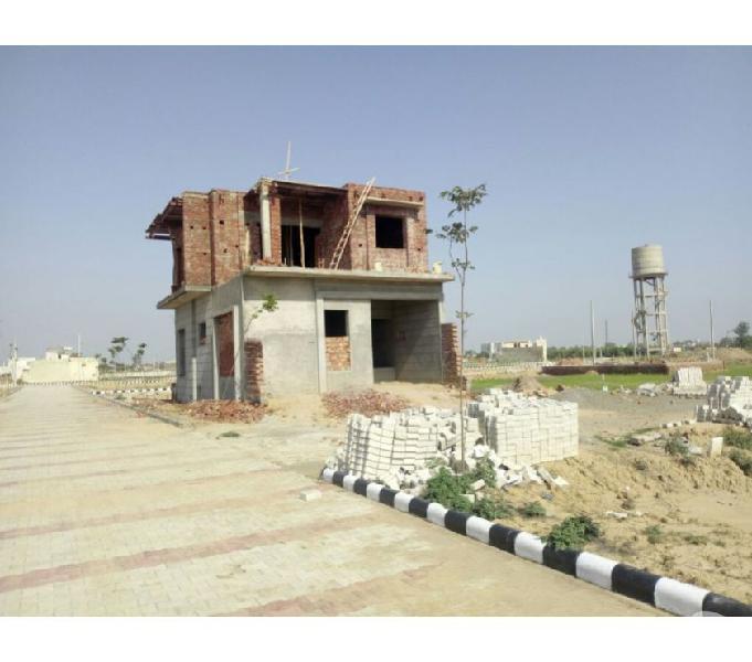 Plot for sale in dera bassi prime location