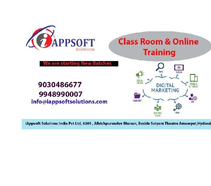 Digital marketing online training   digital marketing train