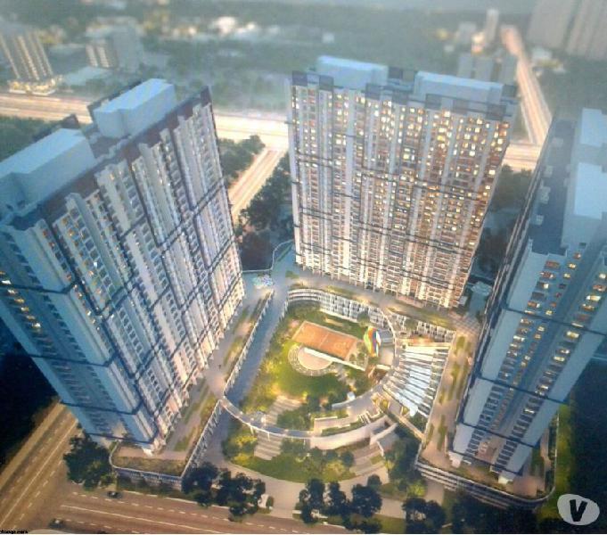 Godrej thane mumbai apartments